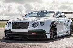 Bentley xem xét sản xuất Continental GT3