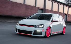 """Volkswagen Golf Mk7 """"Light-Tron"""": Ánh sáng trong bóng tối"""