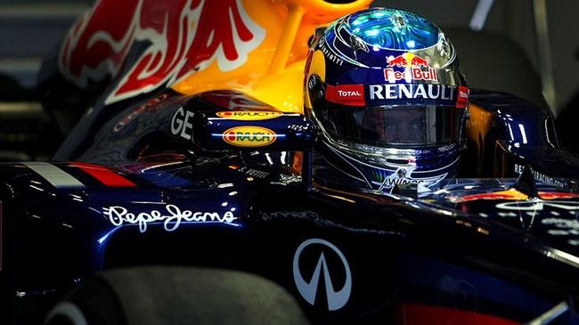 """Vettel: """"Vẫn còn sớm để nói trước điều gì"""""""